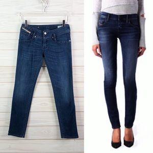 Diesel Jeans Skinny Matic Stretch Denim Size 25